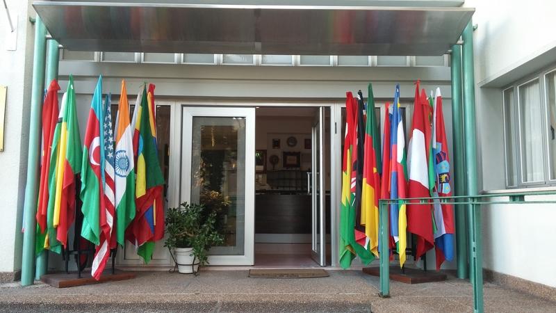 """מרכז ההדרכה של משרד החוץ בחיפה (צילום: מש""""ב כרמל)"""