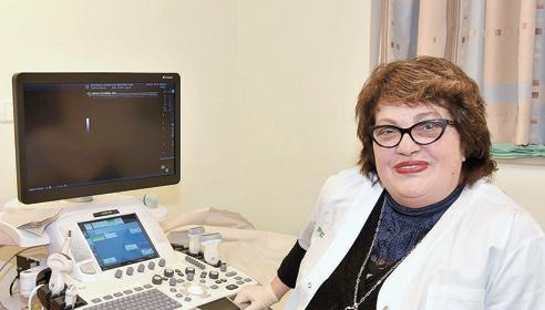 """ד""""ר יהודית גולדמן (צילום: דוברות שירותי בריאות כללית)"""