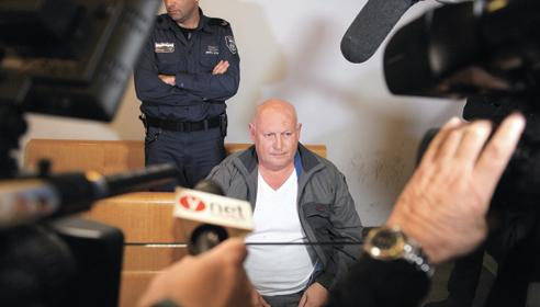 הארכת המעצר של החשודים בהתעללות בקשישים (צילום: רמי שלוש)