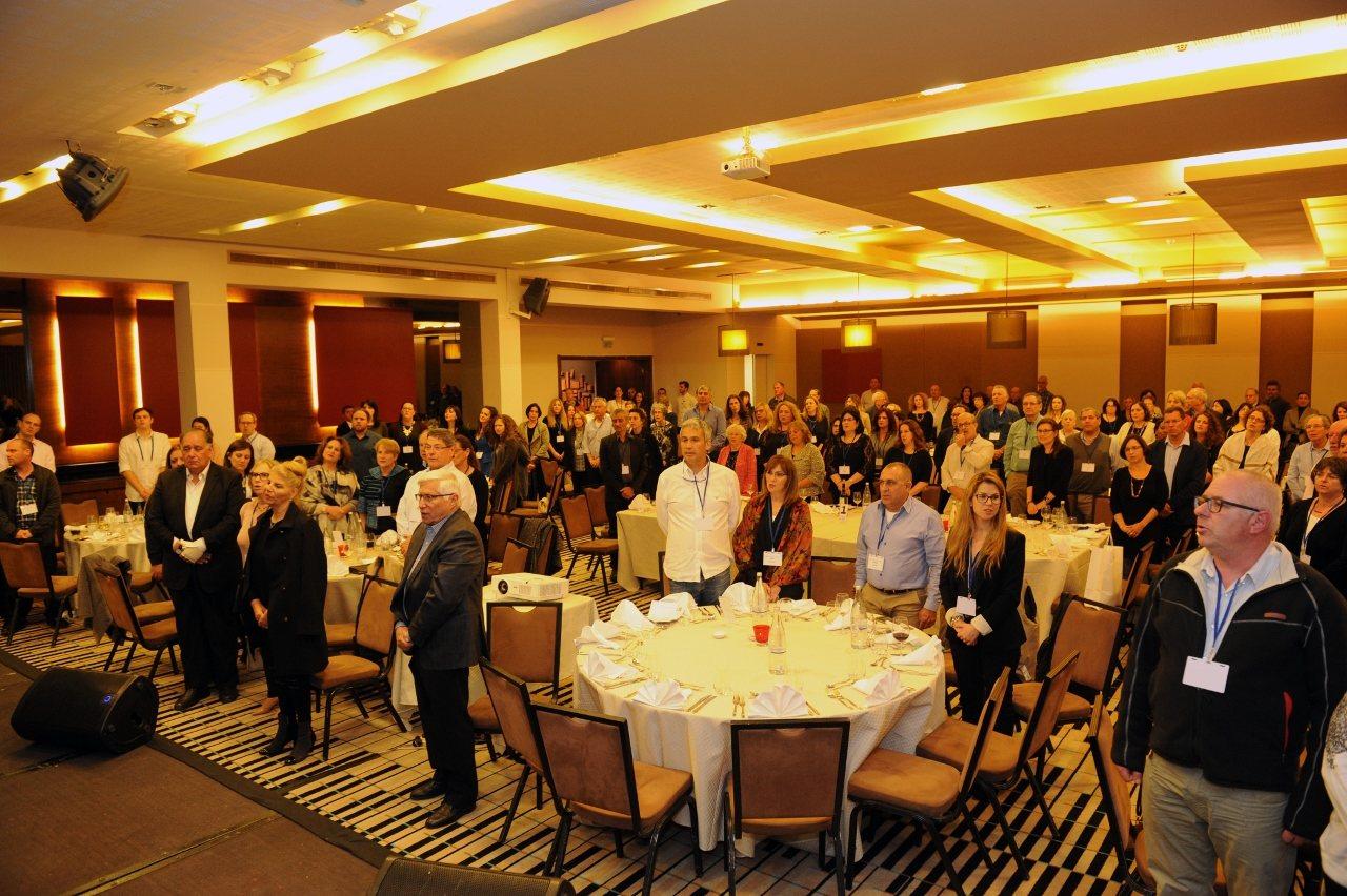 ועדת ההיגוי של שותפות חיפה-בוסטון (צילום: רענן טל)