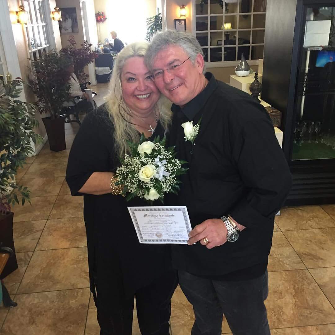 ריקי ויוסי קיטרו בחתונה המחודשת. מה שקורה בווגאס?