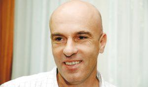 מהנדס העיר אריאל וטרמן (צילום: ירון צור לביא)