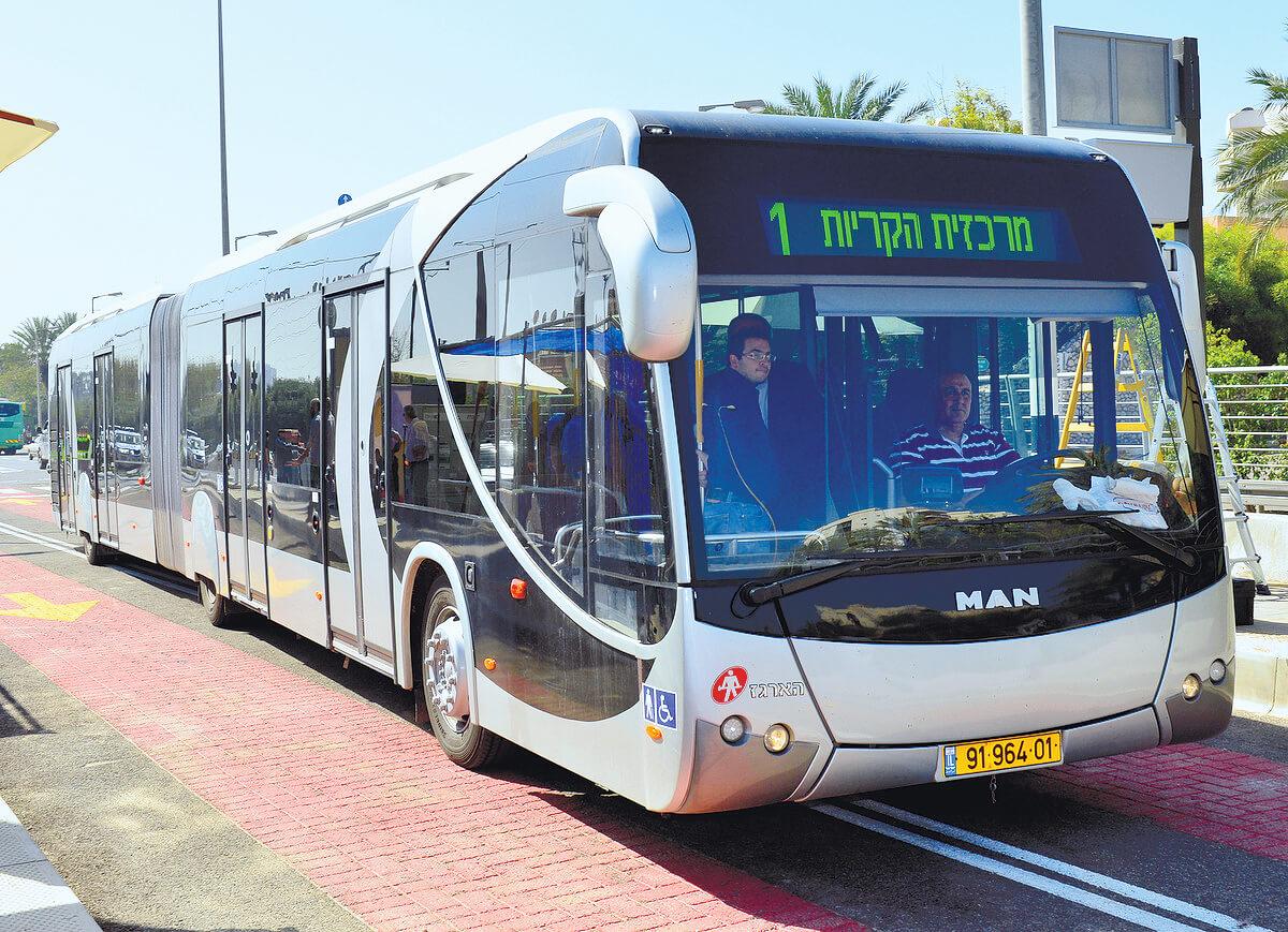 המטרונית בחיפה (צילום: צבי רוגר)