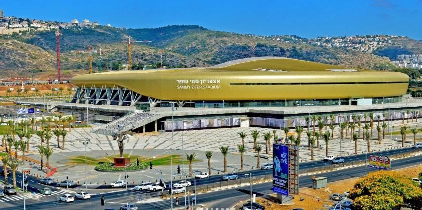 האיצטדיון העירוני בחיפה (צילום: צבי רוגר)