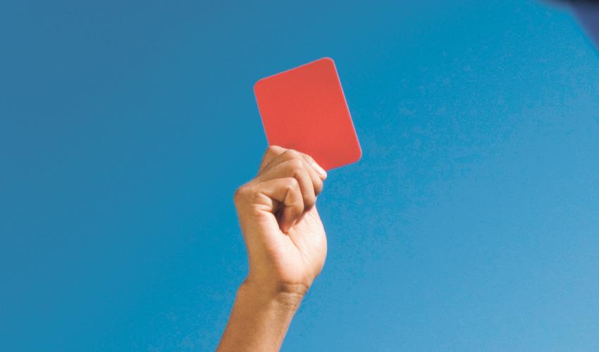 כרטיס אדום (צילום: א.ס.א.פ קריאייטיב/INGIMAGE)