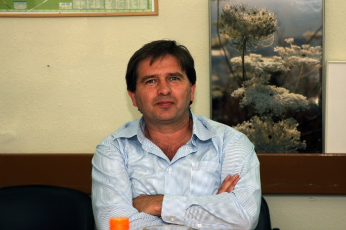 דוד אריאלי (צילום: מיכל רובינשטיין)
