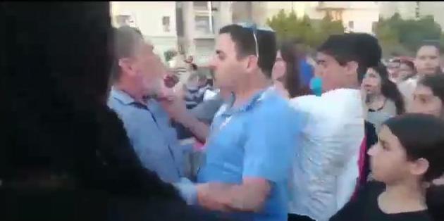 התקיפה שתועדה בבית הספר נתיבות משה