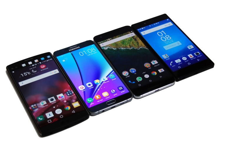 סמארטפונים (צילום: גד גניר)