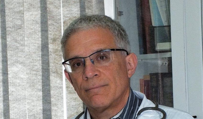 פרופ' עופר לביא (צילום: אלי דדון)