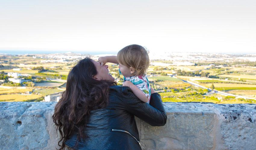 חופשה עם הילדים - לא הכל כל כך קודר (צילום: אריק רובין)
