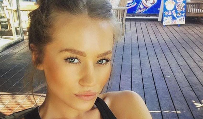"""דריה רומנוב, בת 20, ממשתתפות האודישנים. """"יהיה כיף"""""""