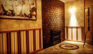 חדר הבריחה. מערכת חכמה שכוללת עשרות אפקטים המשלבים תנועה, אור וסאונד