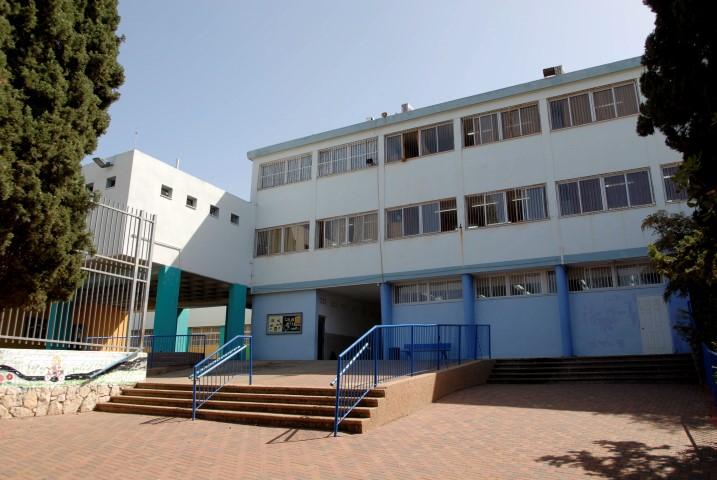 בית הספר טשרניחובסקי (צילום: חגי פריד)