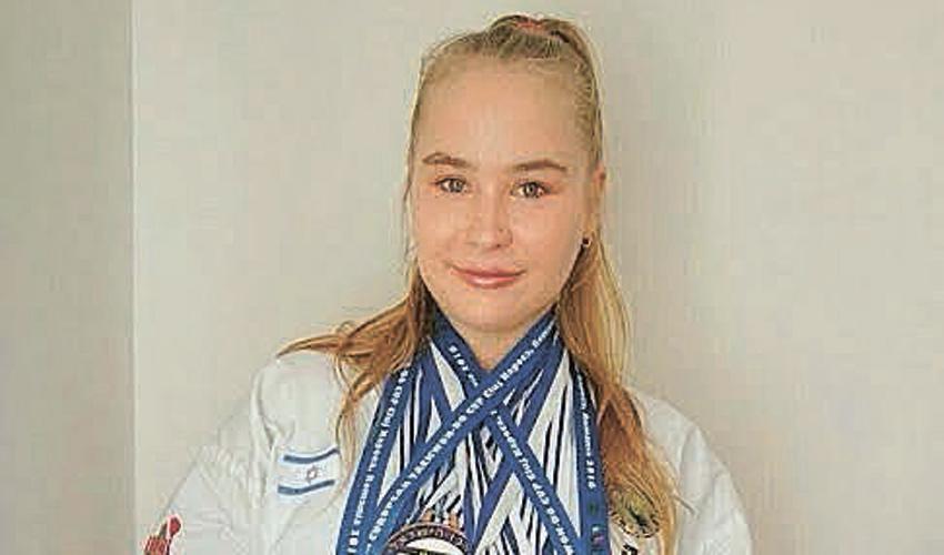יאנה פלבינסקי. תקווה אולימפית