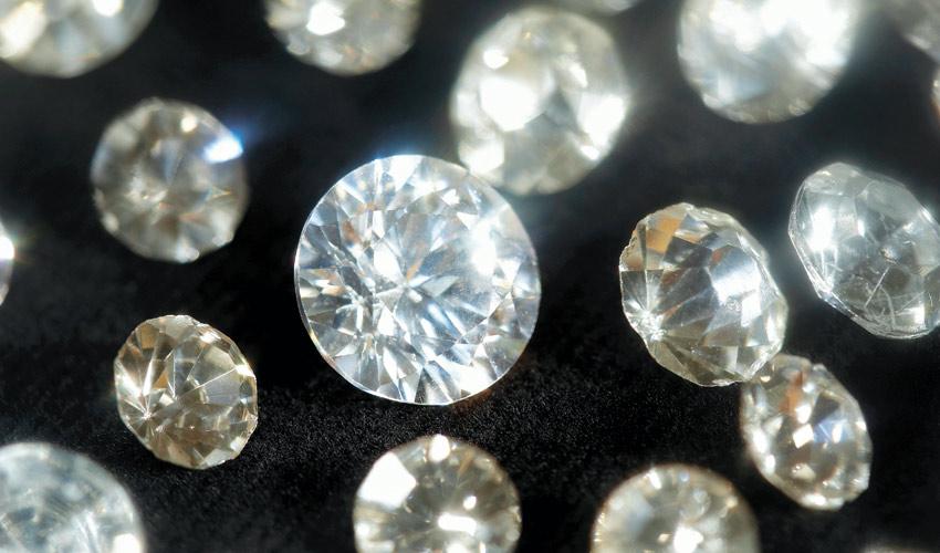 יהלומים (צילום: א.ס.א.פ קריאייטיב/INGIMAGE)