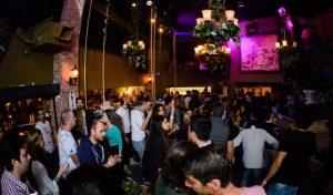 מסיבה של ליין האורגניק במועדון הגארדן. רייבים איכותיים במיוחד (צילום: ניקולאס מלמוד)