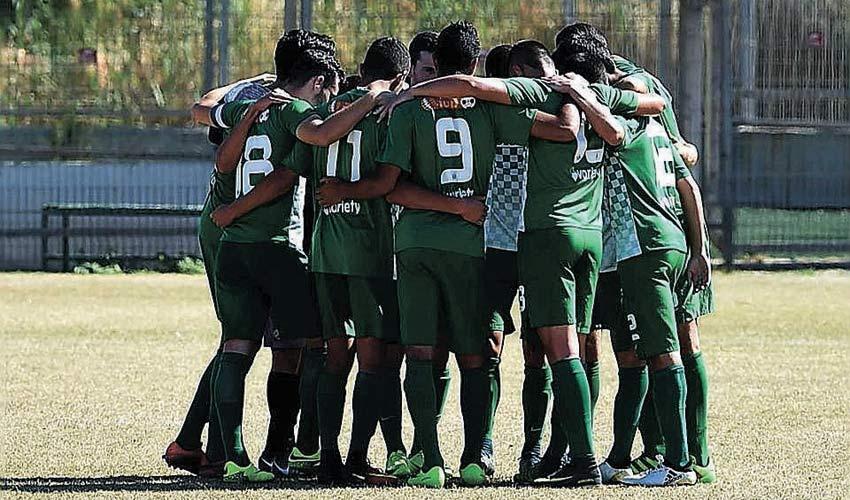 מכבי חיפה יואל. תהיה הקבוצה היחידה של מכבי בליגת העל לנערים (צילום: ג'ו לוצ'יאנו)