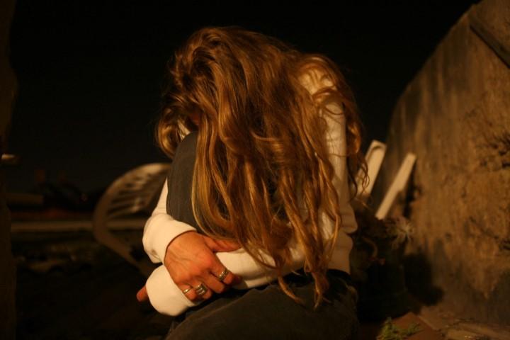 נפגעת הטרדה מינית (צילום אילוסטרציה: אורן זיו)