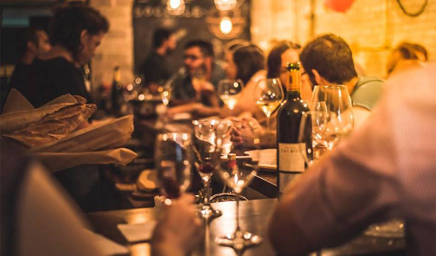 קנטינה סושיאל. חוויית יין ייחודית (צילום: roshianuandmoloko)