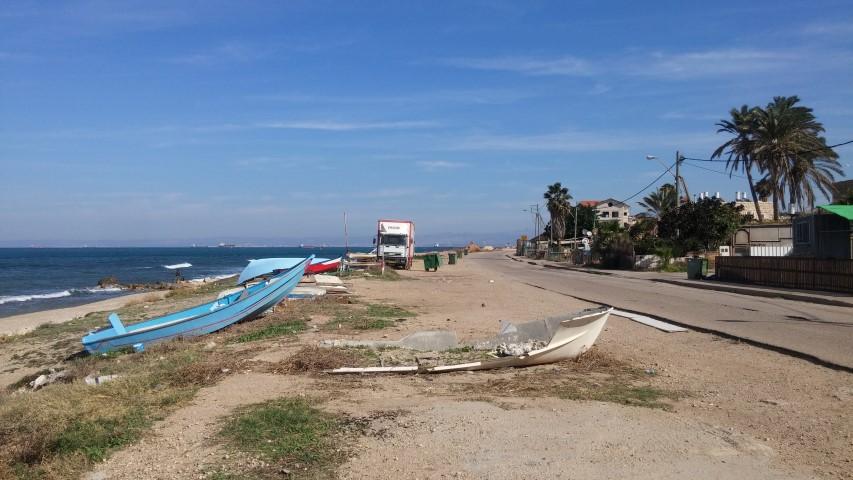 אזור החוף (צילום: רמי שלוש)