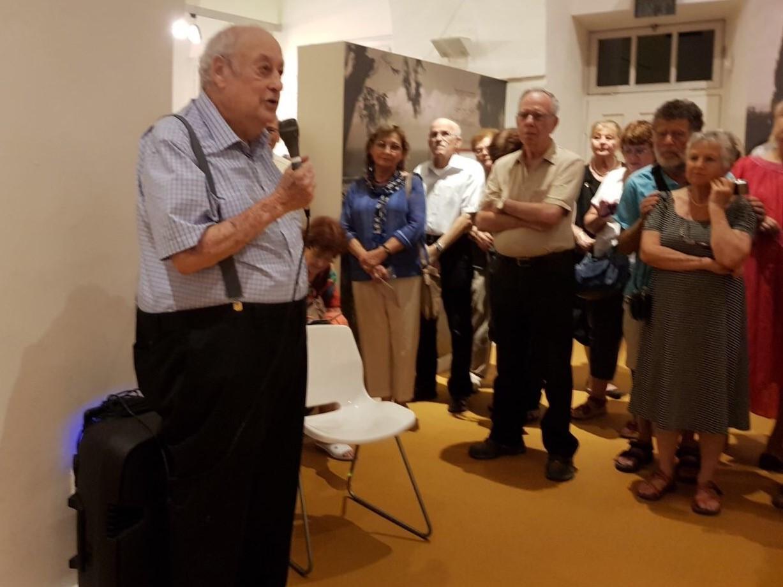"""ד""""ר ירמיהו (ירי) רימון (צילום: יח""""צ מוזיאוני חיפה)"""