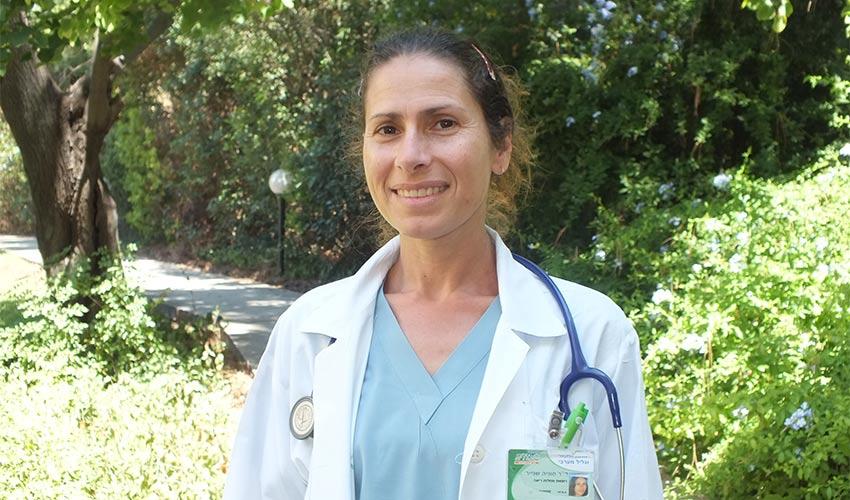 """ד""""ר סוניה שנייר (צילום: אלי דדון)"""