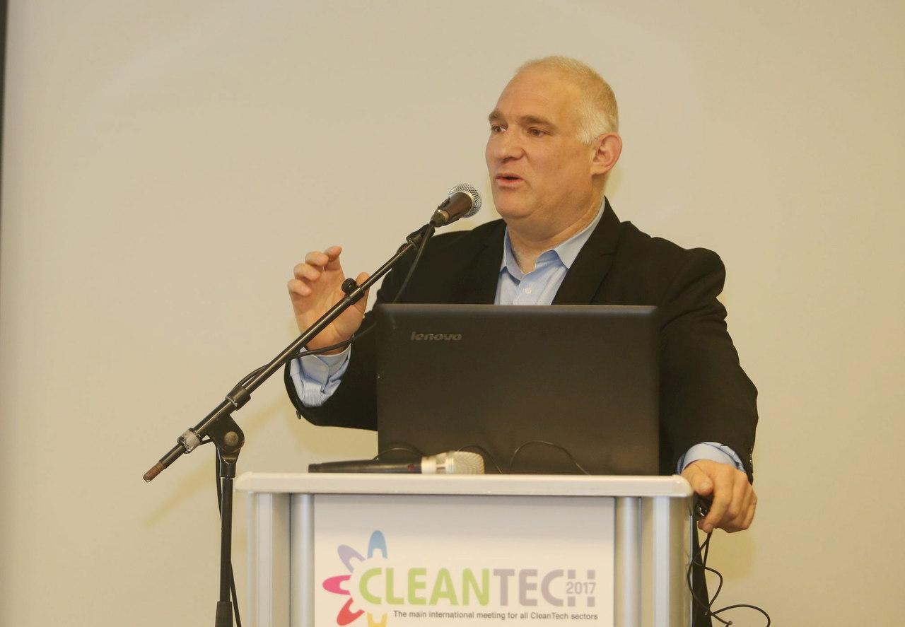 """מנכ""""ל המשרד להגנת הסביבה ישראל דנציגר"""