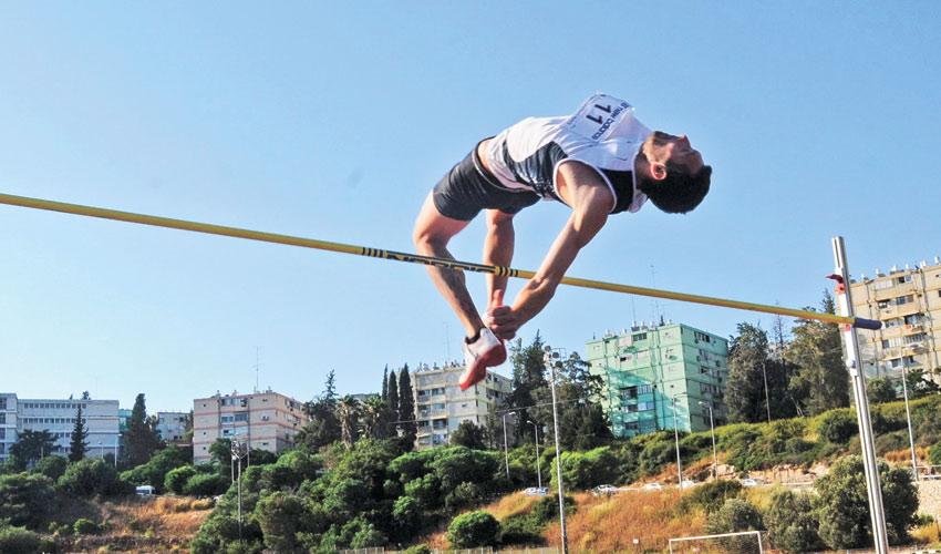 """ניקי פאלי. """"כל השנים האתלטיקה היתה אצלי במקום הראשון. עכשיו היא ירדה למקום השלישי"""" (צילום: רמי שלוש)"""