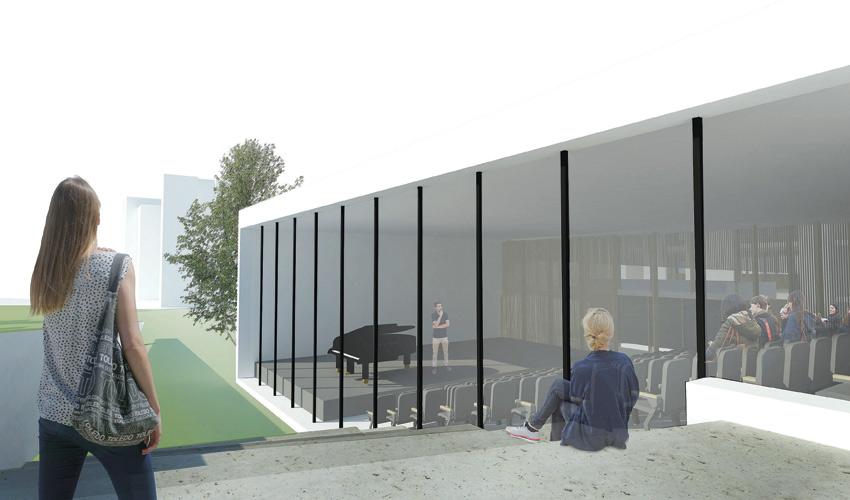 פרויקט הגמר בארכיטקטורה של גילי וסרמן