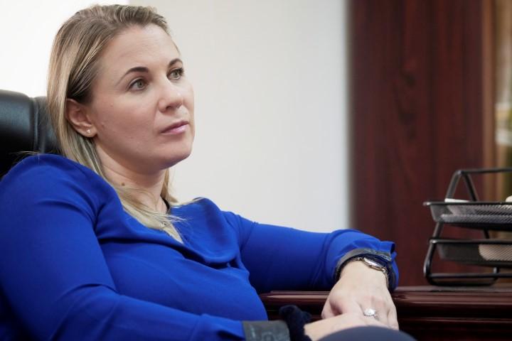 """ח""""כ קסניה סבטלובה (צילום: דניאל צ'צ'יק)"""