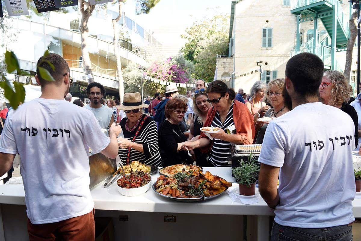 רובין פוד - ארגון הצלת מזון (צילום: אורלי קוטיק)