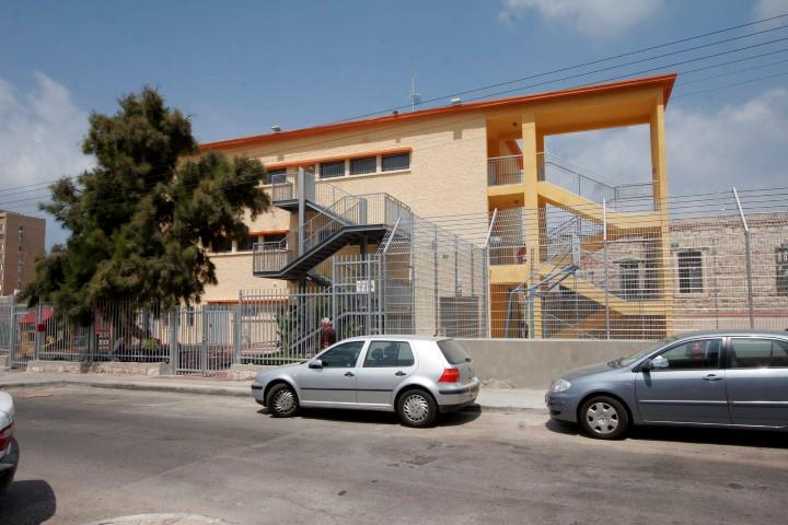 בית הספר חיוואר (צילום: קובי פאר)