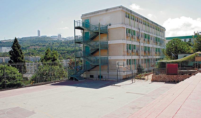 בית הספר עירוני ג' (צילום: קובי פאר)