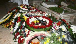 קברו של דודי זהר (צילום: שיר פרסקו)