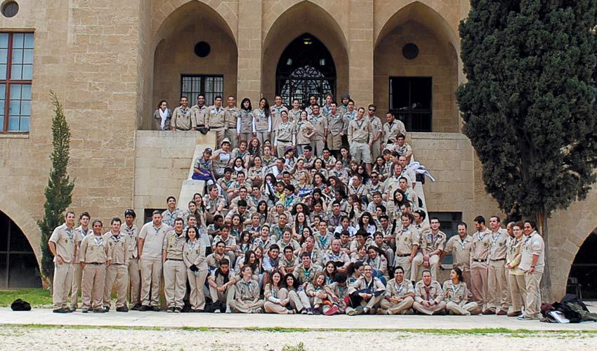 102 שנים לאחר שנוסדה בחיפה, תנועת הצופים בסכנת סגירה