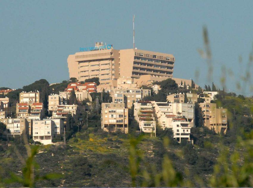 המרכז הרפואי כרמל (צילום: דורון גולן, ג'יני)