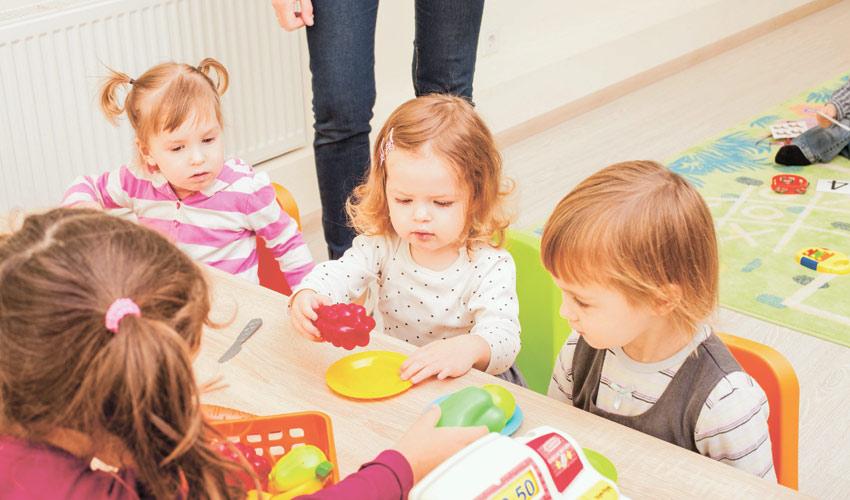 גן ילדים (צילום: א.ס.א.פ קריאייטיב INGIMAGE)