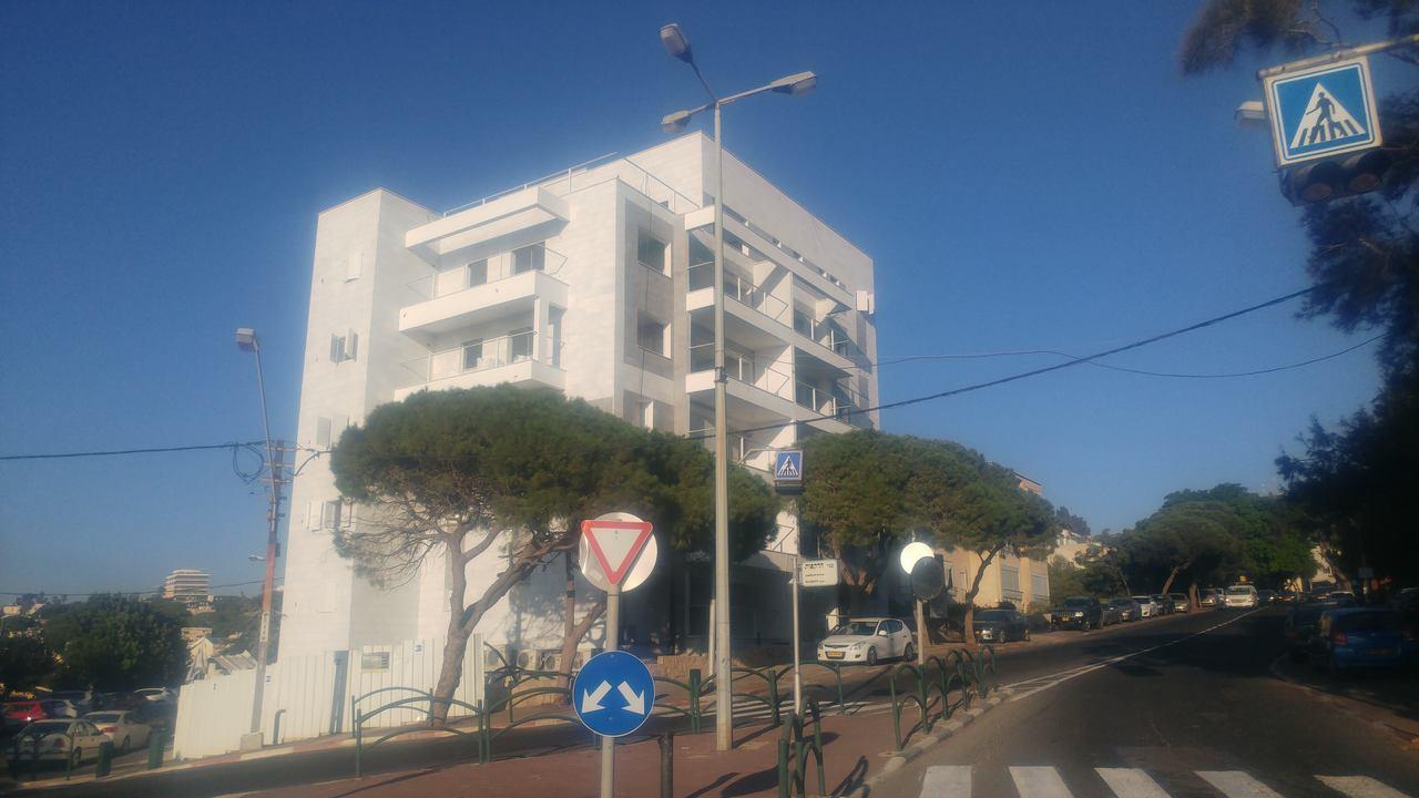 הפרויקט ברחוב הרקפות 2