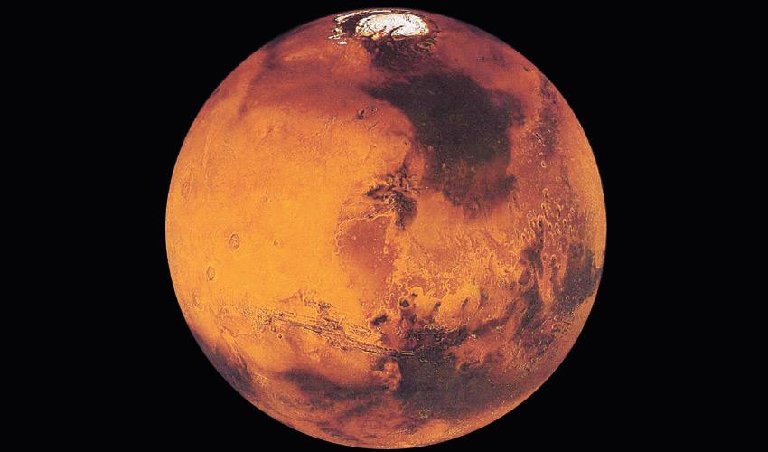 מאדים (צילום: רויטרס)