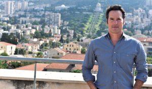 """בנדר. """"בחיפה הדברים עובדים לאט יותר כי יש הרבה התנגדויות לכל דבר שעושים"""" (צילום: יניב ביטון)"""