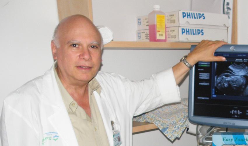 פרופ' רון אוסלנדר (צילום: אלי דדון)