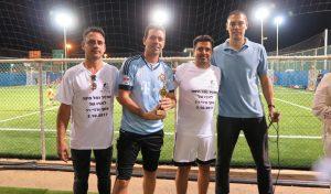 הטורניר לזכרו של ורדי (צילום: זוהר רום, נמל חיפה)
