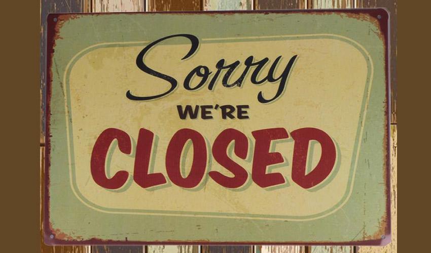 """תמונת הקאבר של מסעדת טוקאי גלי ים. """"הוחלט על סגירת המסעדה החל מ-1 באוקטובר"""""""