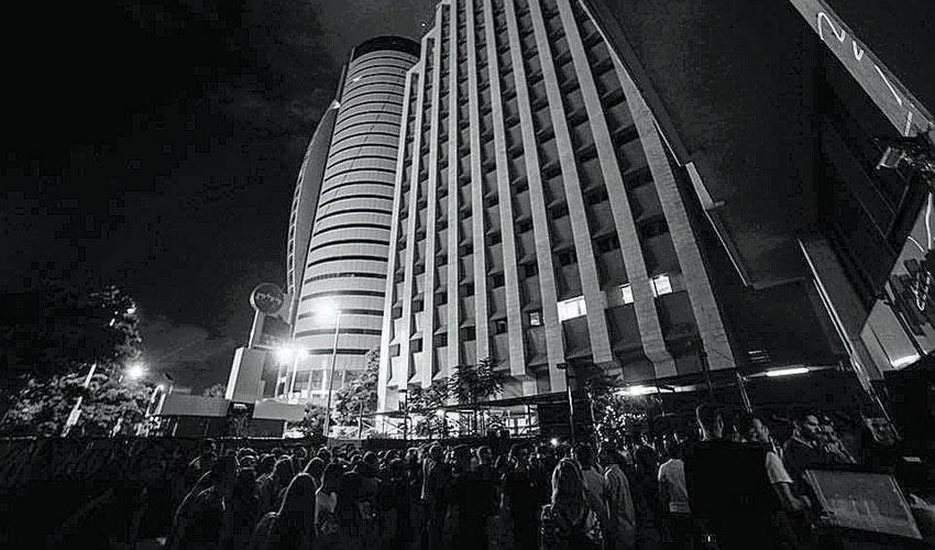 המינימרקט. סצנה חדשה בחיפה (צילום: SERJO ESSER)
