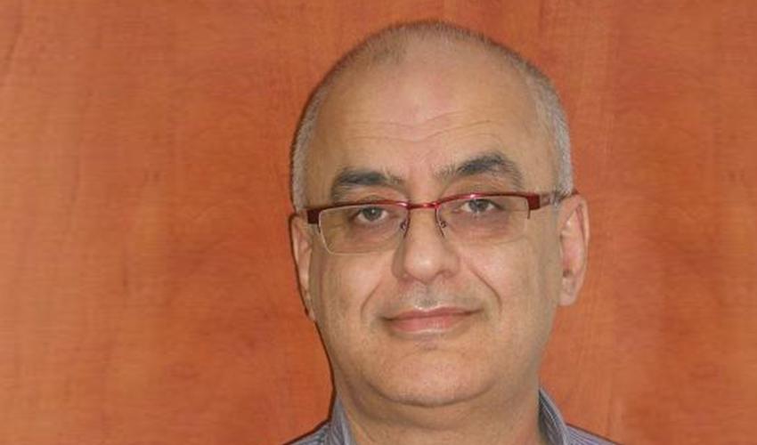 """פרופ' איברהים מטר (צילום יח""""צ)"""