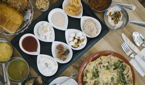 ארוחת בוקר במיי קופי (צילום: מאור כהן)
