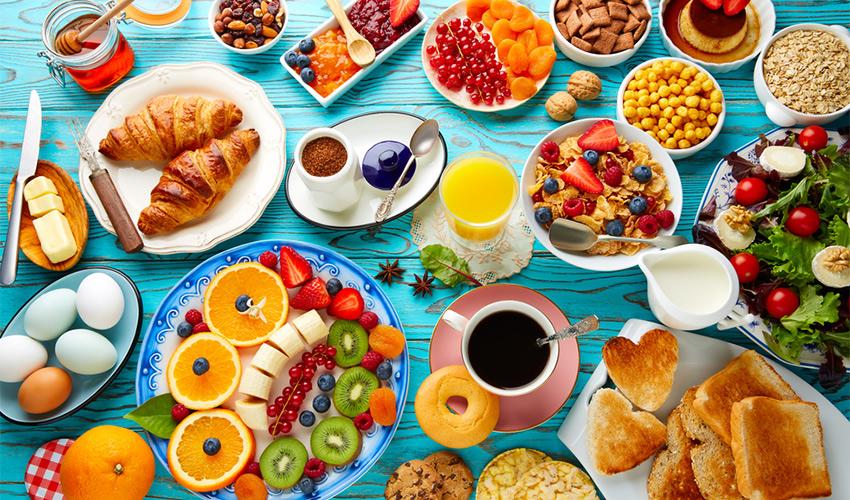 ארוחות בוקר. לא סתם אומרים שהיא הארוחה הכי חשובה ביום (צילום: א.ס.א.פ קריאייטיב/INGIMAGE)