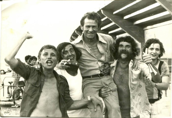 ג'וני הרדי. 48 שנים במכבי חיפה (צילום: מימל)