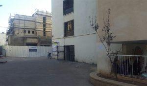 """מתחם בית הכנסת רמב""""ם"""