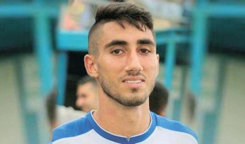 עלי כנעאנה. הנציג הראשון של נשר בנבחרת ישראל (צילום: עירוני נשר)
